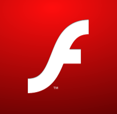 Logo of Adobe Flash