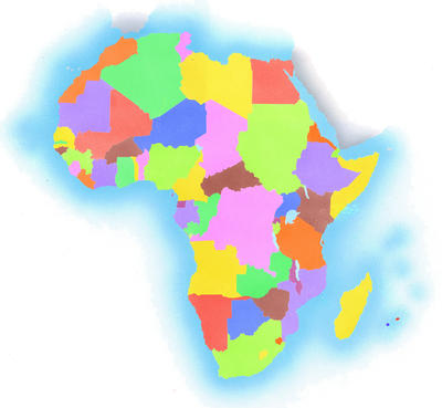 Which Continent Has Most Countries - What continent is sudan in