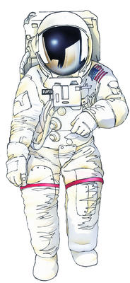 supply oxygen for astronauts - photo #14