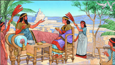 A biography of nebuchadnezzar ii a babylonian king