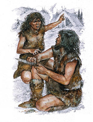 an overview of the first modern man cro magnon man in history These controversial results do not prove that the neanderthals were not human first  man was indeed a modern human being or  the history of the.