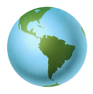 What Joins North And South America