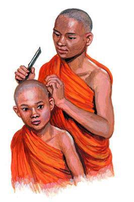 Ritual Shaving